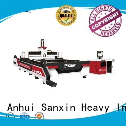 SXZG Custom laser wood carving machine company for Sheet Metal industry