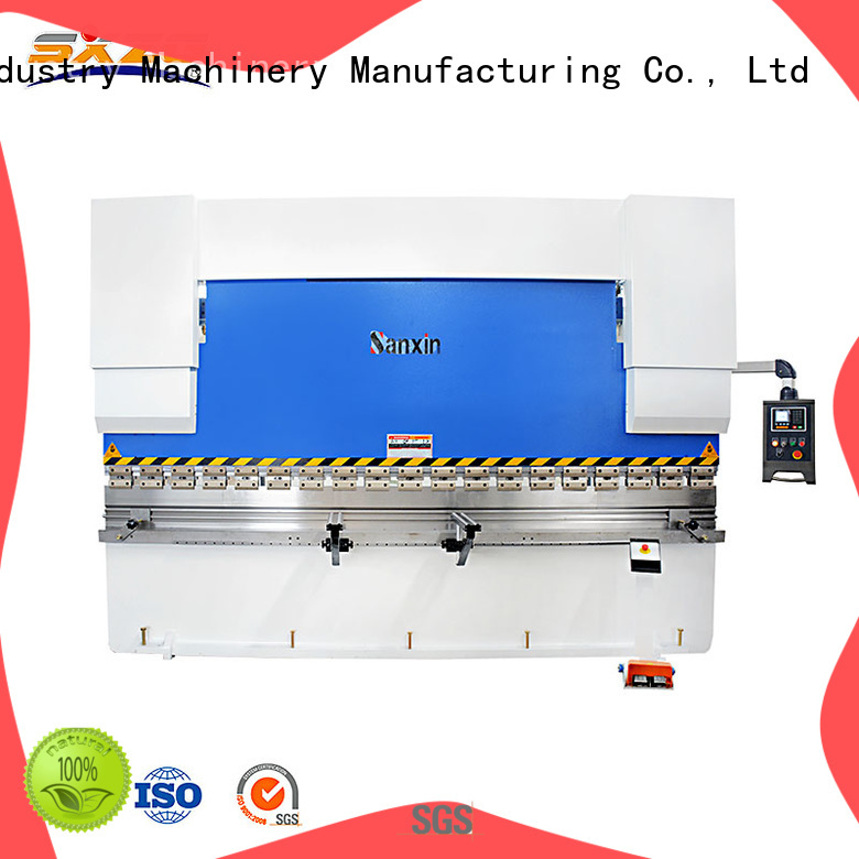 SXZG Latest hydraulic press brake india factory for bending a metal plate