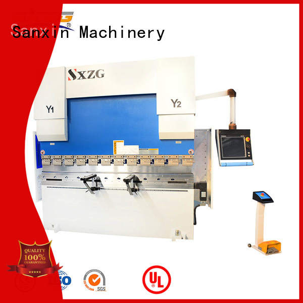 Top second hand press brake machine for business for bending metal