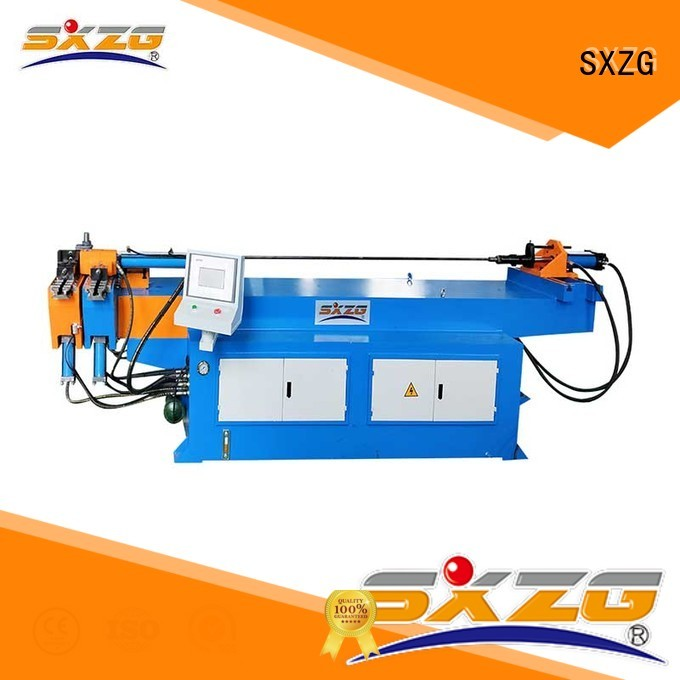 SXZG 3 in 1 tube bender manufacturers for handrails production line
