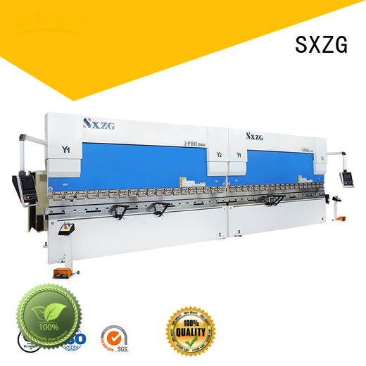 SXZG cnc press brake setter manufacturers for bending metal