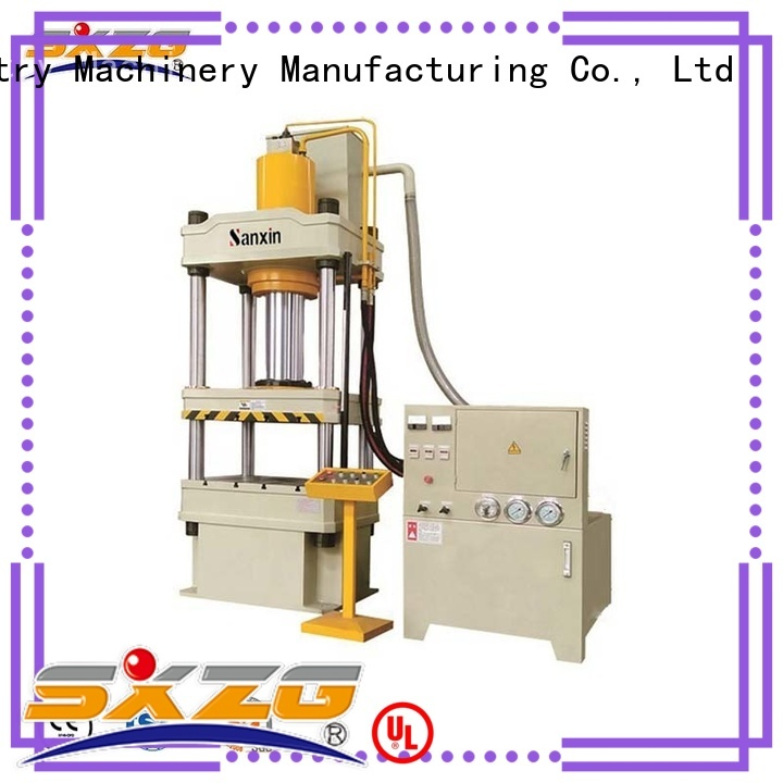 SXZG hot press printing machine for business for bending a metal sheet