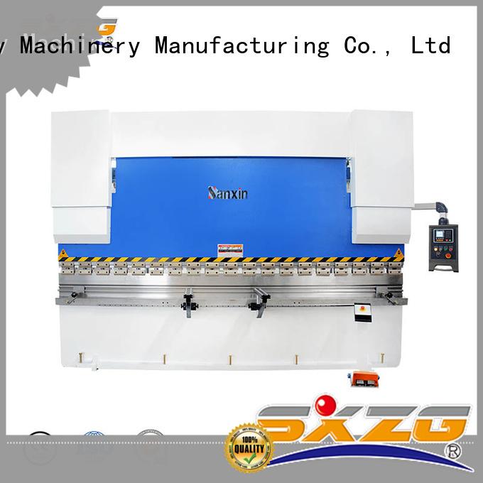 New hydraulic guillotine shearing machine company for bending a metal sheet
