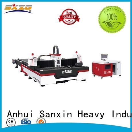 SXZG Custom cnc and laser machines supply for Sheet Metal industry