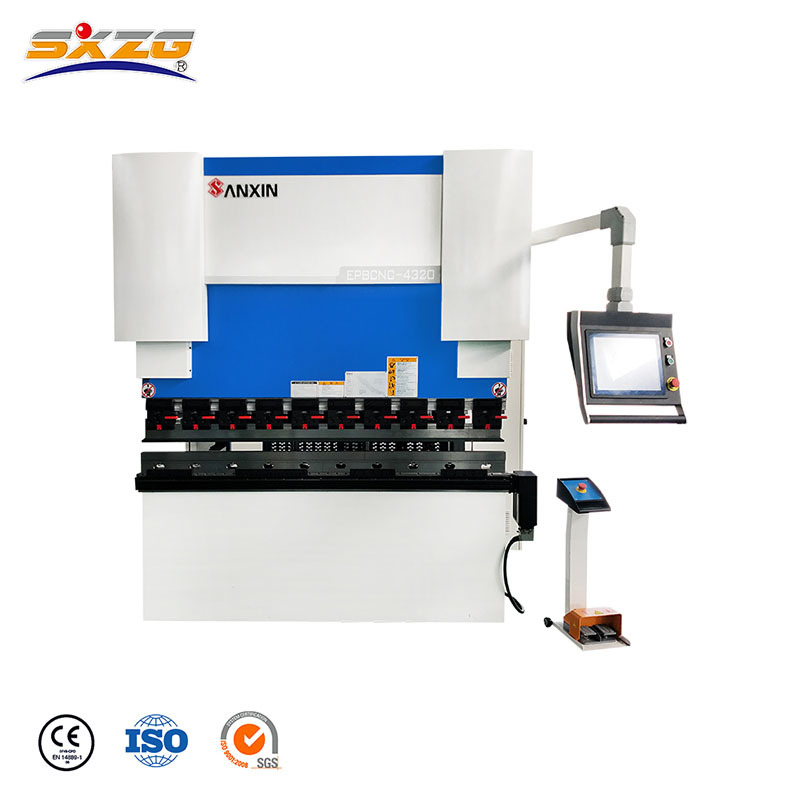 EPBCNC-40T2000MM All Electric Servo CNC Press Brake