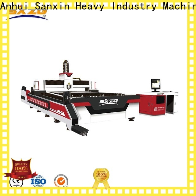 SXZG Top best value laser cutter company for metal cutting