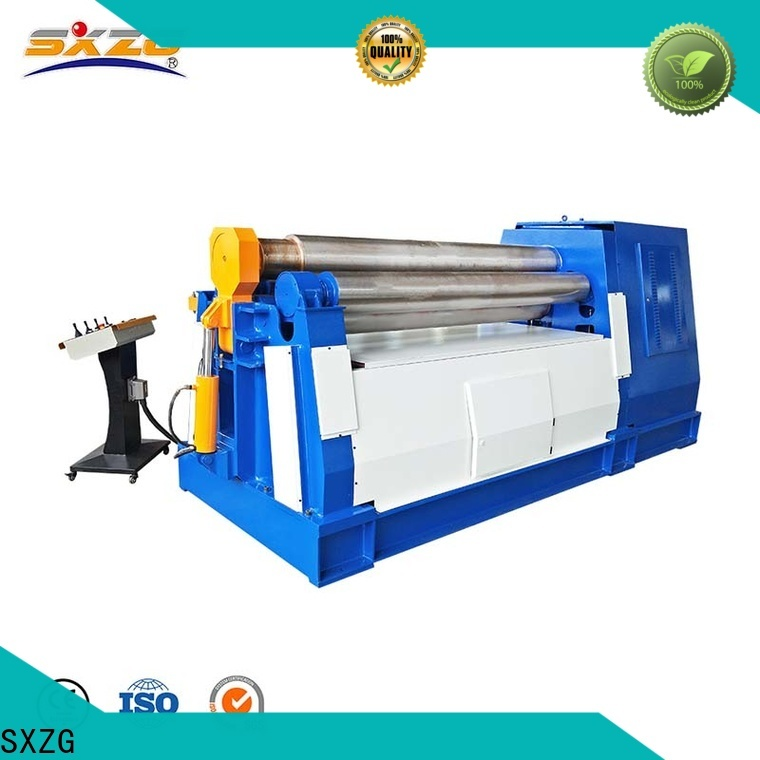 SXZG raw roller for business for Sheet Metal industry