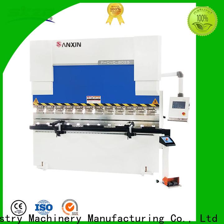 SXZG hydraulic press brake machine price supply for bending a metal plate