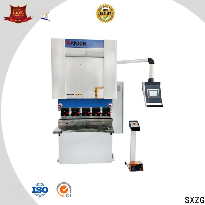 SXZG Custom mechanical shearing machine suppliers for bending a metal plate