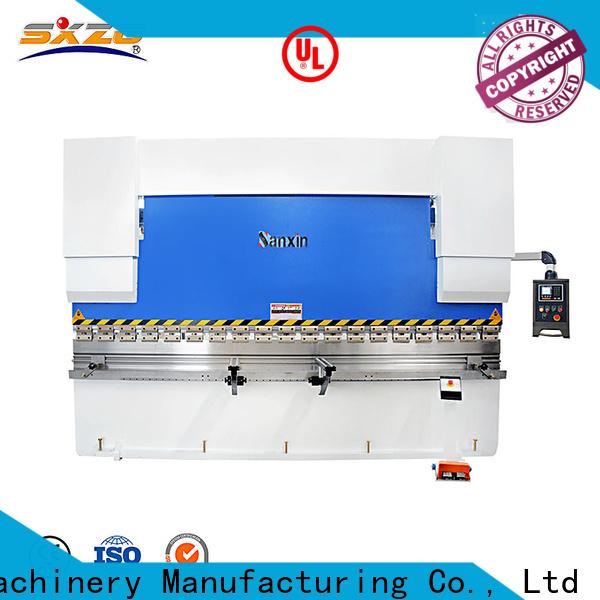 SXZG pan brake press supply for bending metal