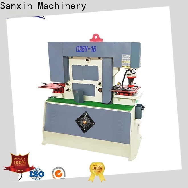 SXZG heat transfer press for sale suppliers for bending a metal plate