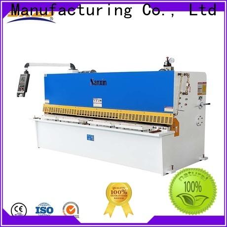 Custom hydraulic bending machine company for cutting metal into sheets