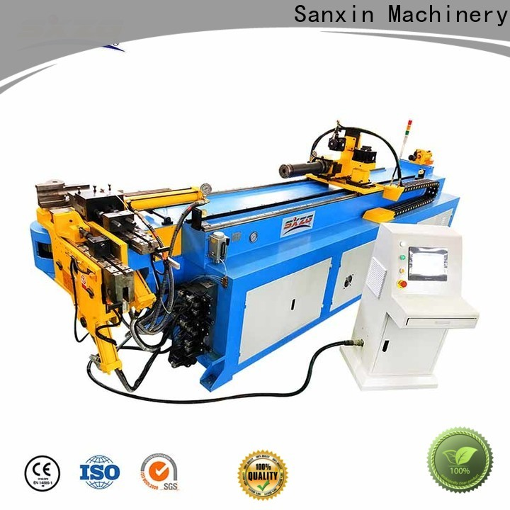 New industrial pipe bending machine manufacturers for tubing bending