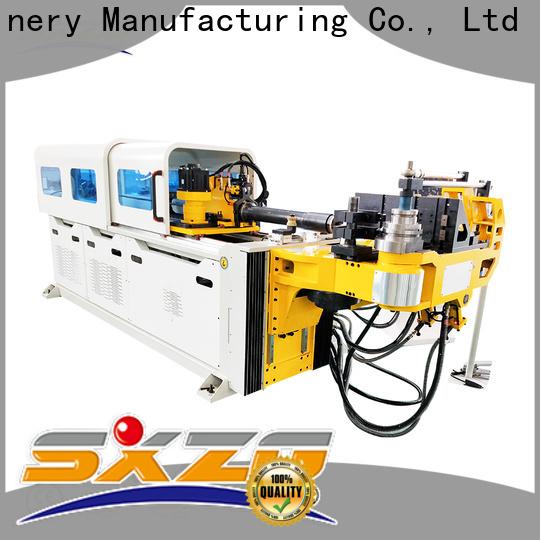 SXZG steel tube bender company for machinery