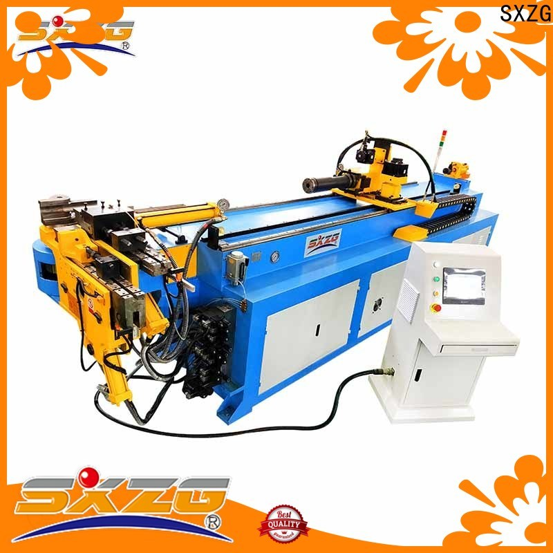 New hydraulic square tubing bender supply for machinery
