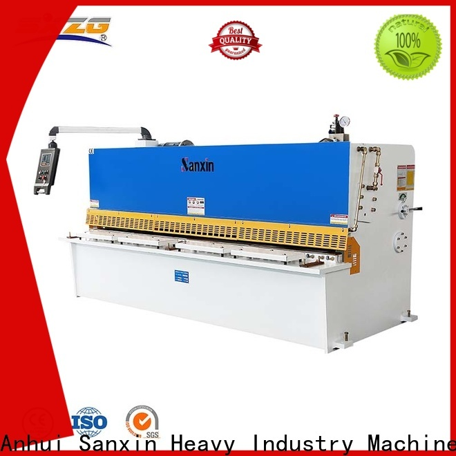 New mechanical shearing machine manufacturer manufacturers for cutting metal into sheets