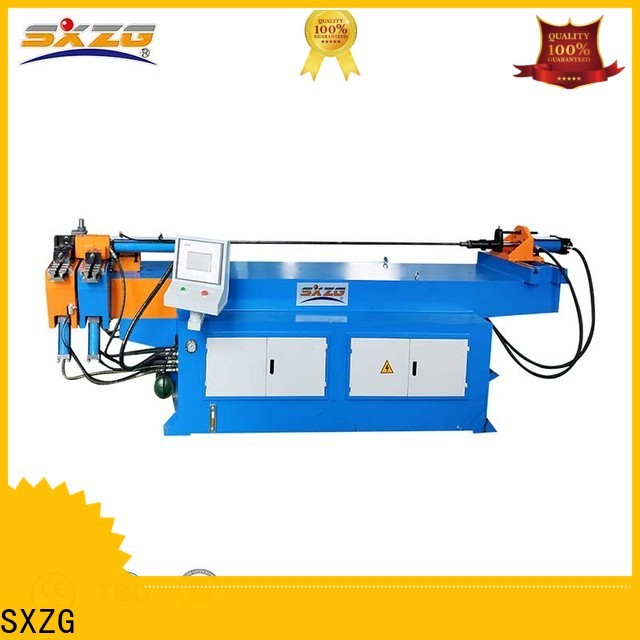 SXZG New miniature pipe bender suppliers for tubing bending