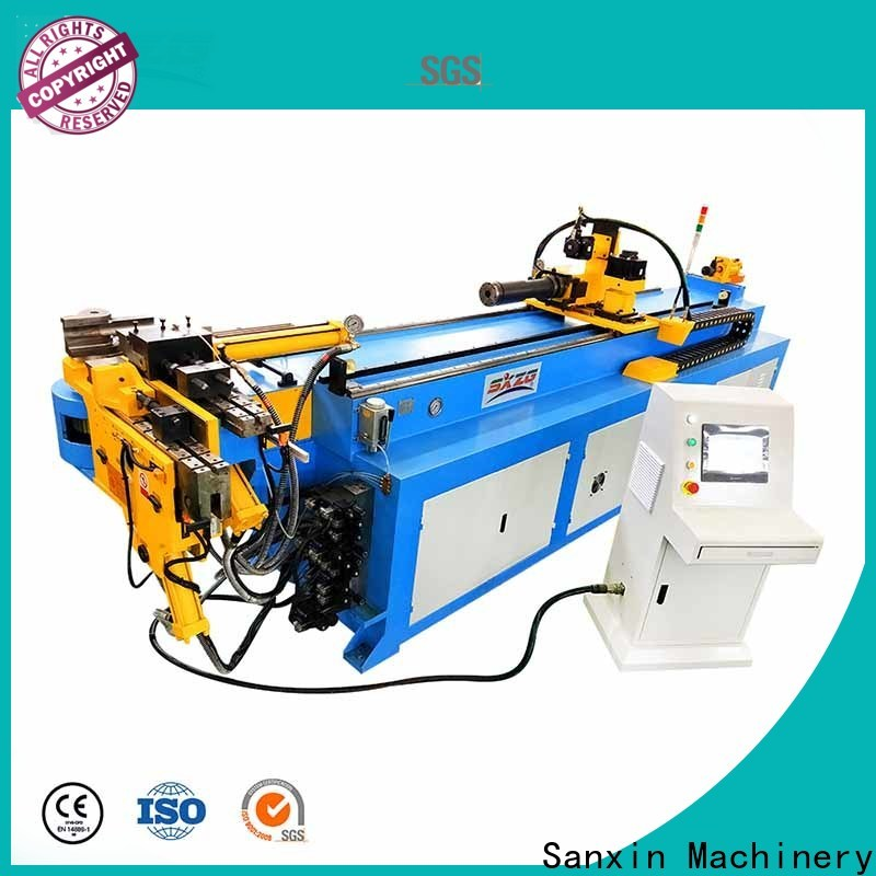 Latest hydraulic pipe bender company for machinery