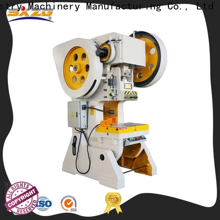 SXZG High-quality power press machine manufacturers supply for bending metal
