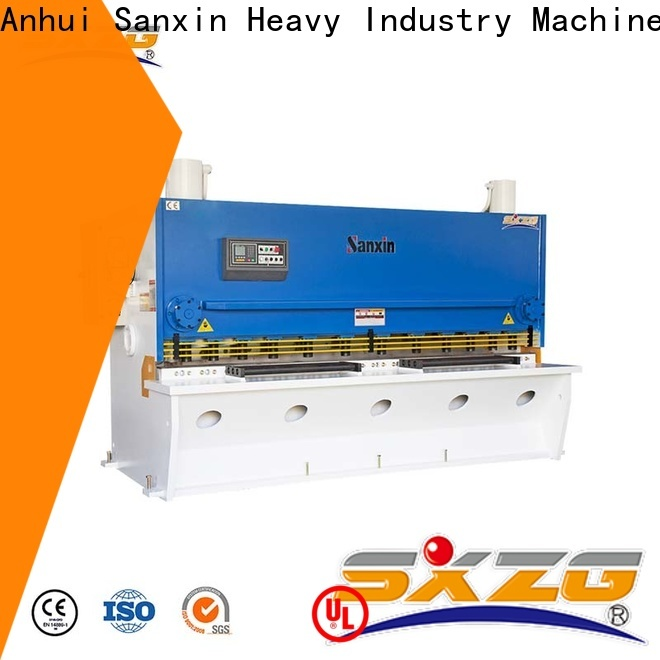 Wholesale ironworker machine suppliers for cutting of alloys