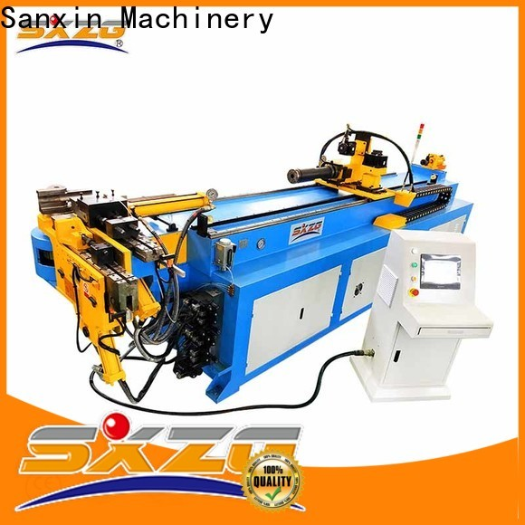 SXZG section bending machine suppliers for handrails production line