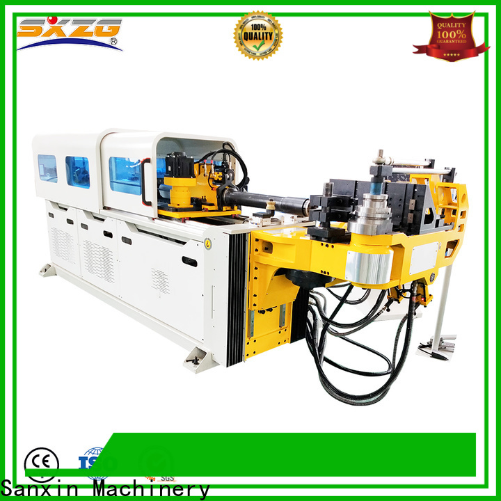 SXZG automatic tube bending machine factory for machinery
