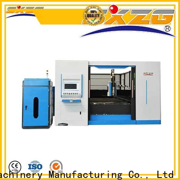 SXZG cnc laser cutting machine for acrylic suppliers for cutting the sheet metal
