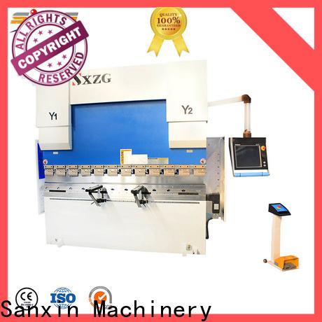 SXZG hydraulic guillotine shearing machine suppliers for bending metal