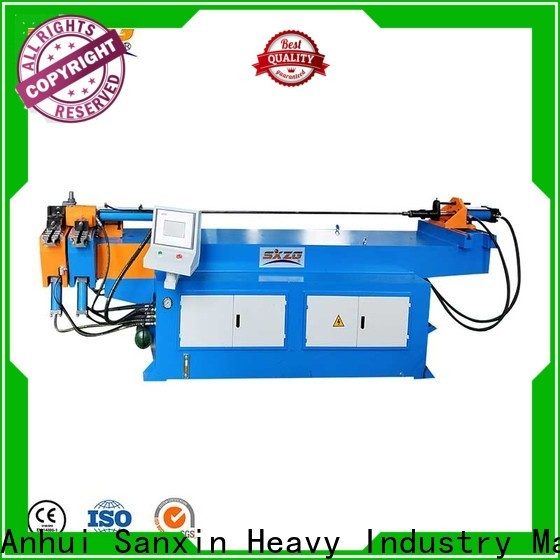 SXZG cnc bending machine price factory for tubing bending