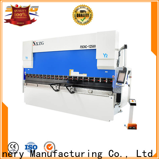Wholesale hydraulic guillotine shear company for bending a metal plate
