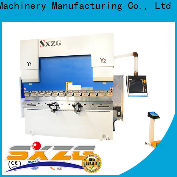 Wholesale large press brake company for bending a metal sheet