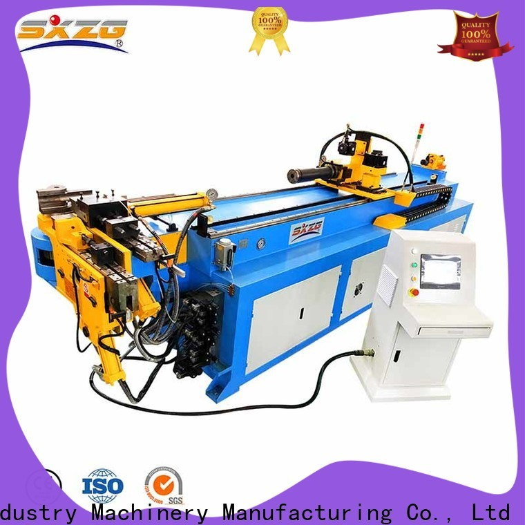 SXZG manual pipe bending machine price list supply for machinery