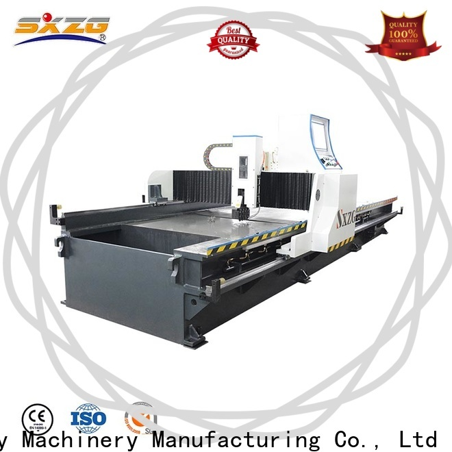 SXZG High-quality pipe grooving machine rental for business for special machining operations