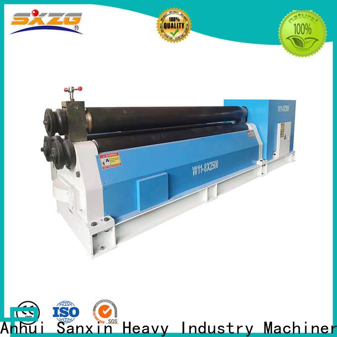 SXZG Custom rolling machines company for sheet metal rolling