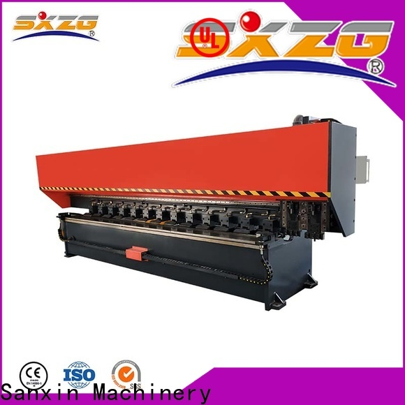 SXZG tuwei pipe machinery company for special machining operations