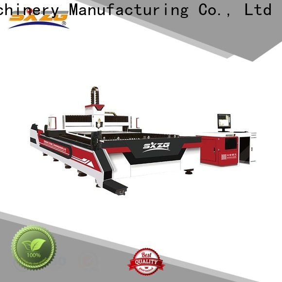 SXZG metal laser engraving machine for sale company for metal cutting