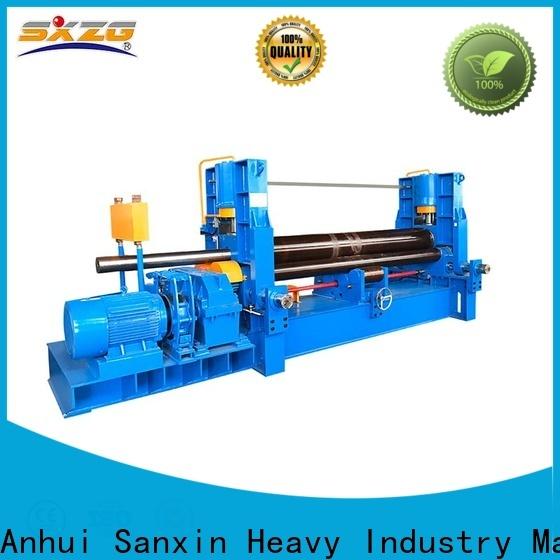 SXZG Custom best joint roller machine suppliers for sheet metal rolling