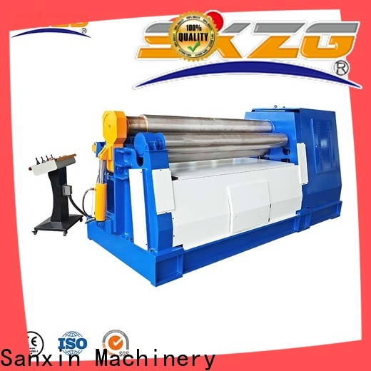 Top rolling machine raw company for Sheet Metal industry