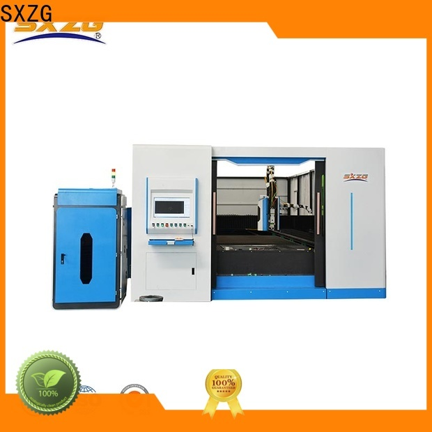 Latest cnc and laser machines for business for metal cutting