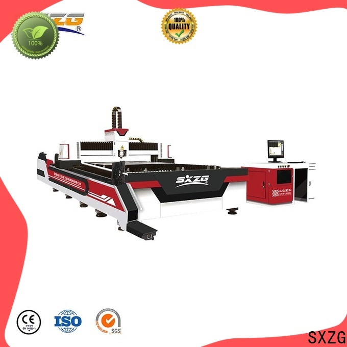 Custom use of laser cutting machine for business for metal cutting