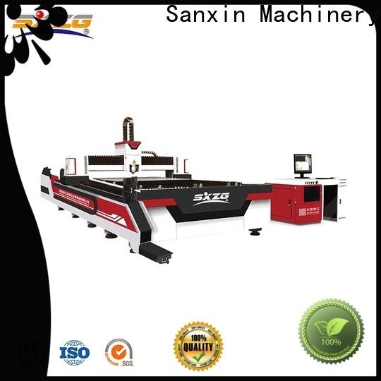 SXZG cutting machine laser company for metal cutting