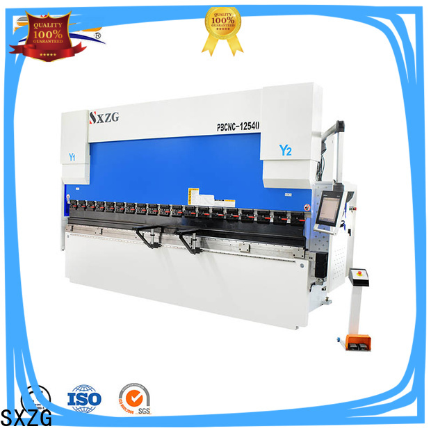 Wholesale hydraulic press brake for sale for business for bending a metal sheet
