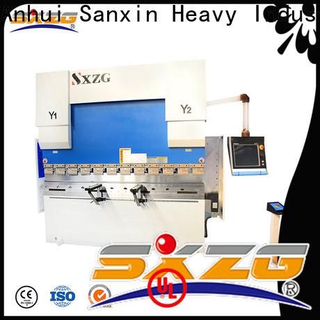SXZG Custom bantam press brake supply for bending a metal sheet