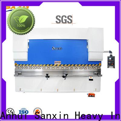SXZG New second hand press brake suppliers for bending a metal sheet