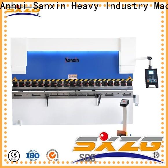SXZG automated press brake factory for bending metal