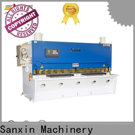SXZG New shearing machine manufacturers in ludhiana manufacturers for cutting of alloys