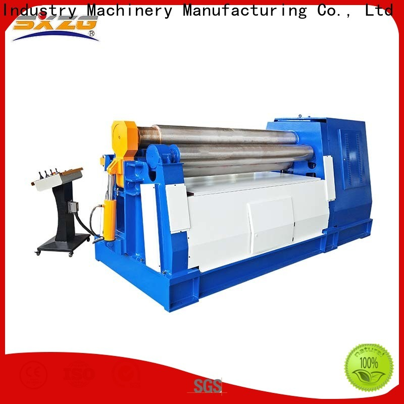SXZG Wholesale rolling machine suppliers for metal plate rolling