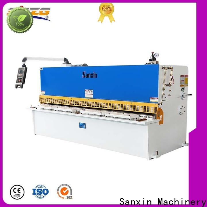 Best textile shearing machine manufacturers for cutting metal into sheets