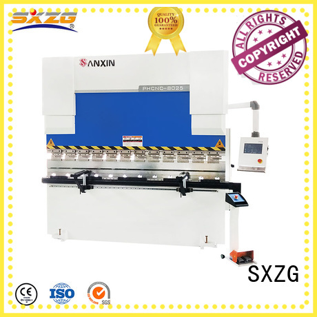 SXZG mate press brake tooling suppliers for bending a metal sheet