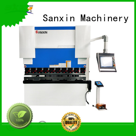 SXZG Top press cnc suppliers for bending a metal plate